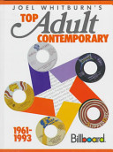 Joel Whitburn's Top Adult Contemporary, 1961-1993