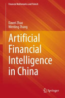 Artificial Financial Intelligence in China PDF