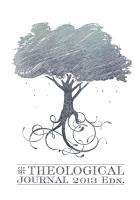 CCDA Theological Journal  2013 Edition PDF