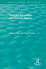 Teacher Education and Human Rights