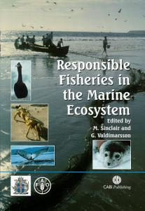 Responsible Fisheries in the Marine Ecosystem PDF