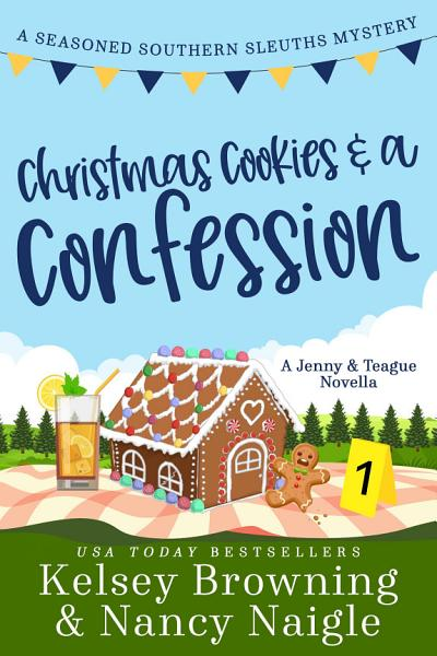 Download Christmas Cookies and a Confession Book