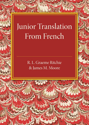 Junior Translation from French PDF