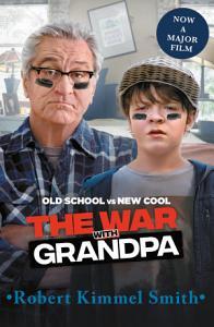 The War with Grandpa Book