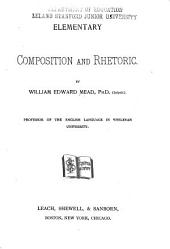 Elementary Composition and Rhetoric
