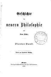 Immanuel Kant und seine lehre: Band 4