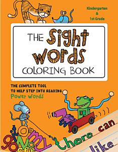 The Sight Words Coloring Book PDF
