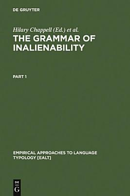 The Grammar of Inalienability PDF
