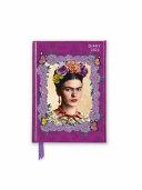Frida Kahlo Pocket Diary 2022