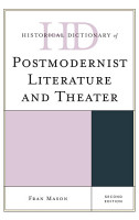 Historical Dictionary of Postmodernist Literature and Theater PDF