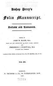 Ballads and Romances: Volume 3