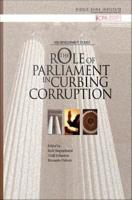 The Role of Parliament in Curbing Corruption PDF