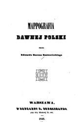 Mappografia dawnej Polski