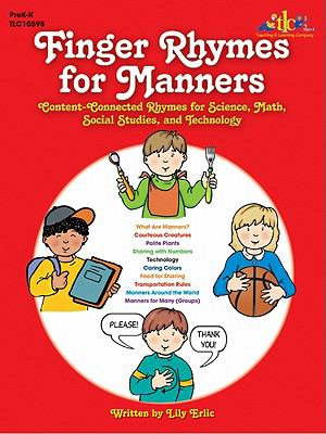 Finger Rhymes for Manners PDF