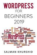 Wordpress For Beginners 2019
