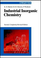 Industrial Inorganic Chemistry: Edition 2