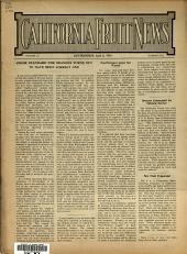 California Fruit News: Volume 57, Issue 1552