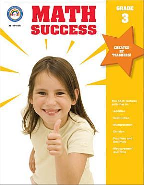 Math Success  Grade 3 PDF