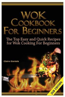 Wok Cookbook for Beginners Book