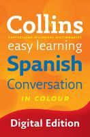 Easy Learning Spanish Conversation  Collins Easy Learning Spanish  PDF