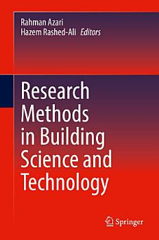 Research Methods in Building Science and Technology PDF