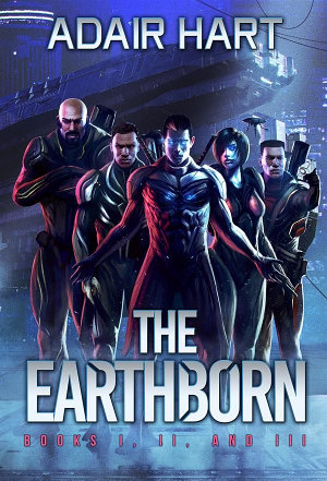 The Earthborn Box Set  Books 1 3