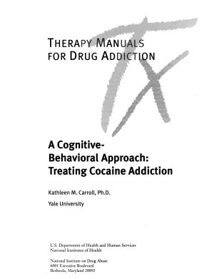 A Cognitive behavioral Approach