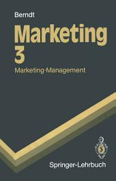 Marketing 3: Marketing-Management