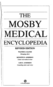The Mosby Medical Encyclopedia PDF