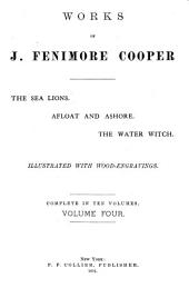 The sea lions. Afloat and ashore. The water witch