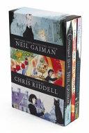 Neil Gaiman Chris Riddell Box Set