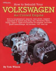 How to Rebuild Your Volkswagon Air Cooled Engine PDF