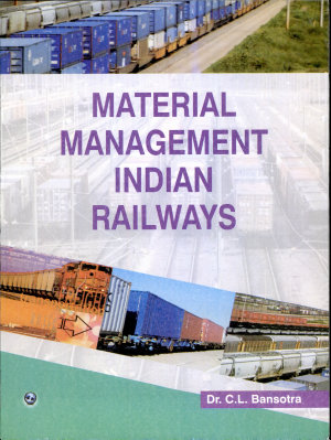 Material Management Indian Railways PDF