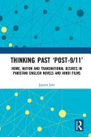 Thinking Past    Post 9 11    PDF