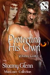 Protecting His Own [Viking Lore 2]