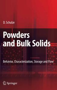 Powders and Bulk Solids Book