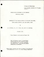 Mineralogy of the Uranium Deposit at the Happy Jack Mine  White Canyon District  San Juan County  Utah PDF