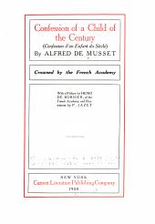 Confession of a child of the century: (Confession d'un enfant du siècle)