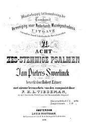 Acht zes-stemmige psalmen (1613-1619)