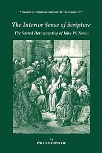 The Interior Sense of Scripture PDF