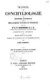 Manuel de conchyliologie, ou, Histoire naturelle des mollusques vivants et fossiles