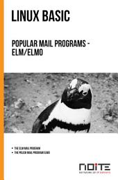Popular mail programs - elm / elmo: Linux BAsic. AL1-078