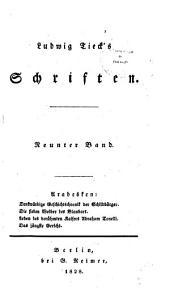 Schriften: Bände 9-10