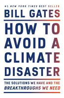 How to Avoid a Climate Disaster PDF