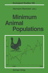 Minimum Animal Populations