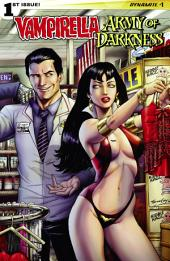 Vampirella / Army of Darkness #1