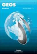 GEOS  Arbeitsheft Th  ringen  Klasse 7 8 RSR PDF