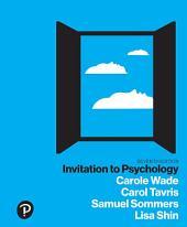 Invitation to Psychology: Edition 7