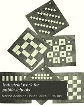 Industrial Work for Public Schools