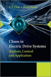 Chaos In Electric Drive Systems Book PDF